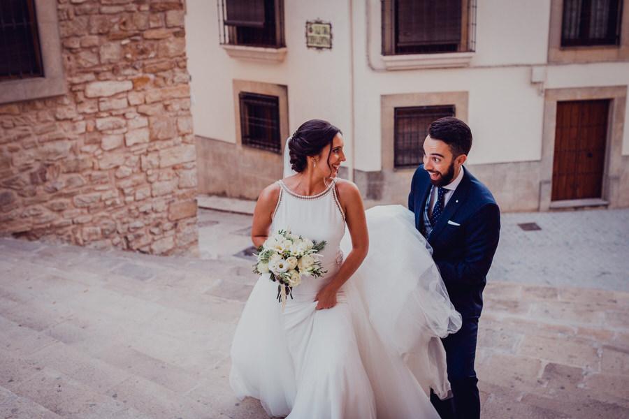 María & Javier, boda en Villacarrillo