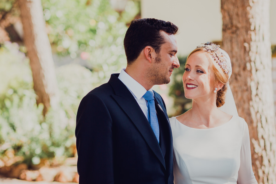 Ana & Álvaro, boda en Cerro Puerta