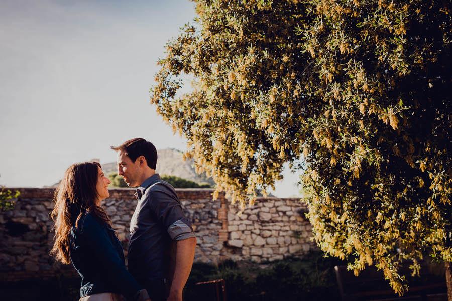 Celine & Manuel, sesión de preboda en Jaén