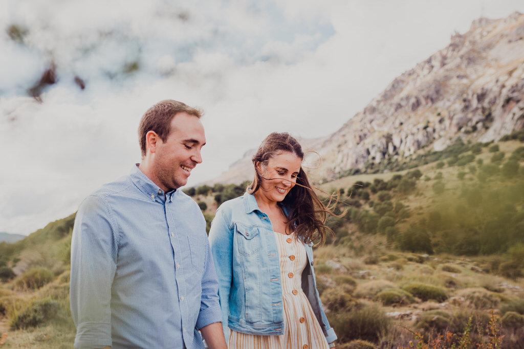 Laura & Andrés, preboda en jaen