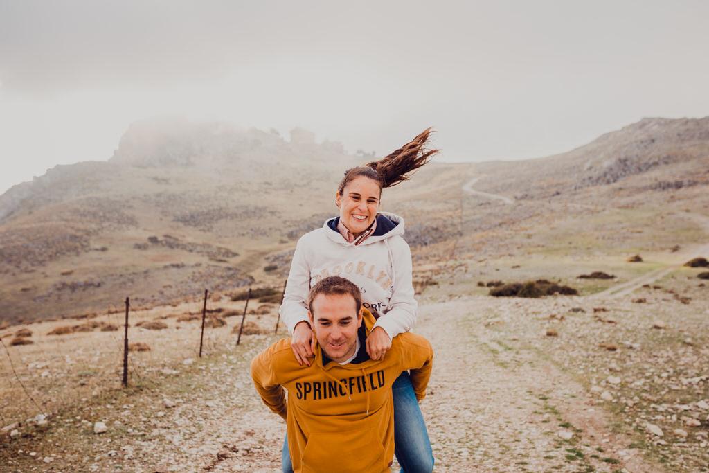 Laura & Andrés, una pareja cargada de ilusión
