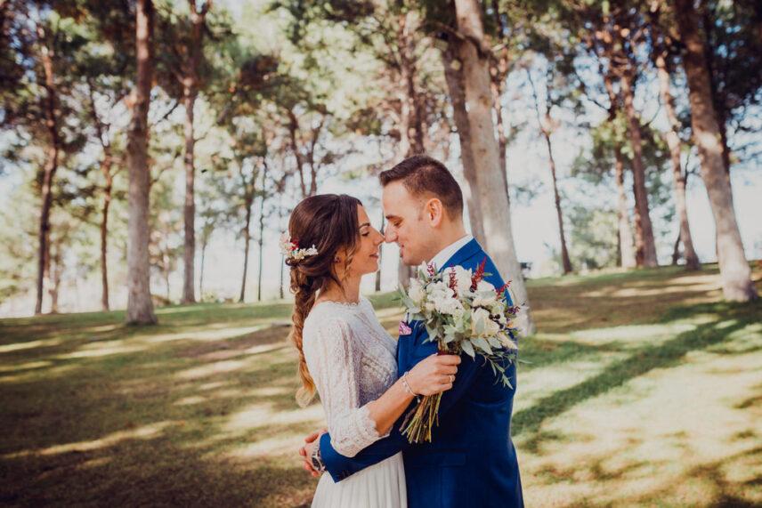 Sandra & Juan, boda civil en Cerro Puerta | Fotógrafo de bodas en Jaén y resto de España | Jose Kesada Fotografía