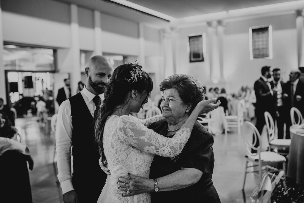 Ana y Garri, boda en Jaén
