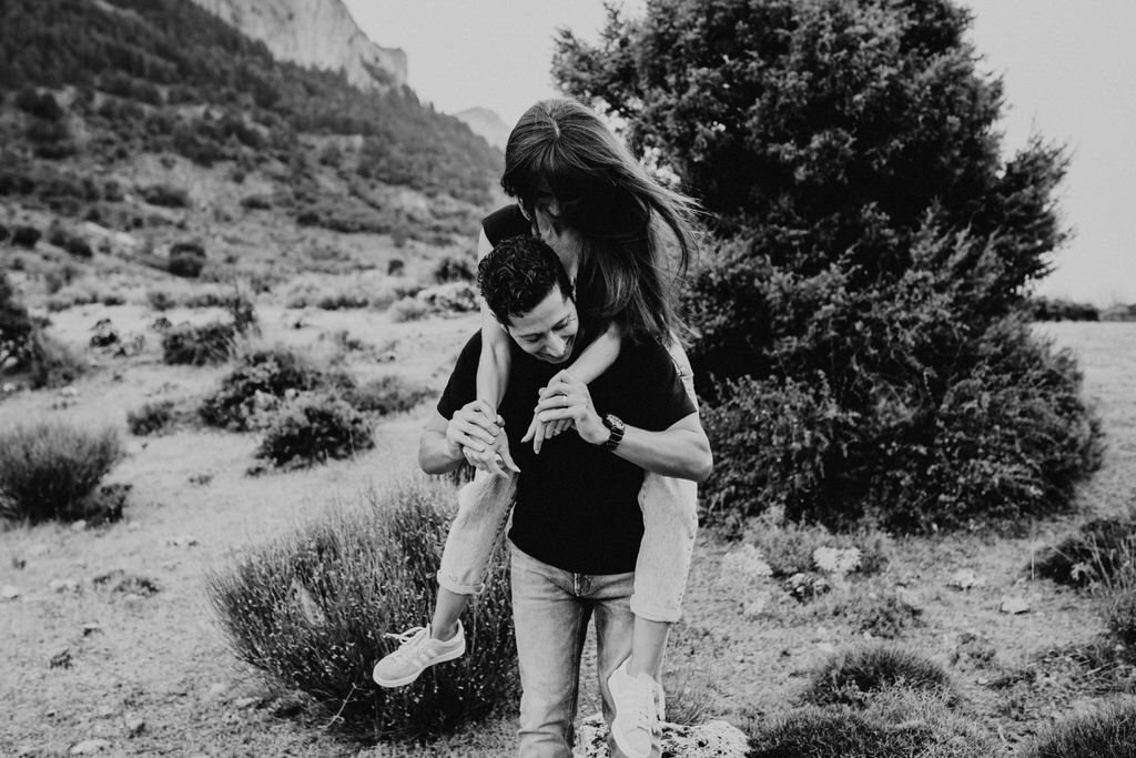 Irene & Dani, preboda en la Sierra Sur de Jaén