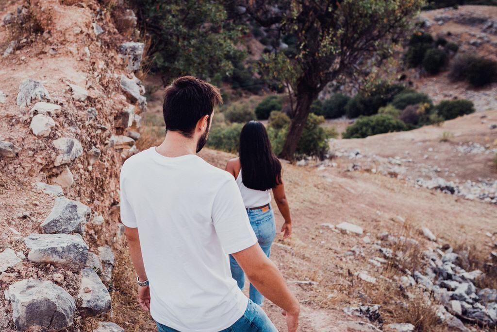 Preboda en Otiñar, Mica & Dani