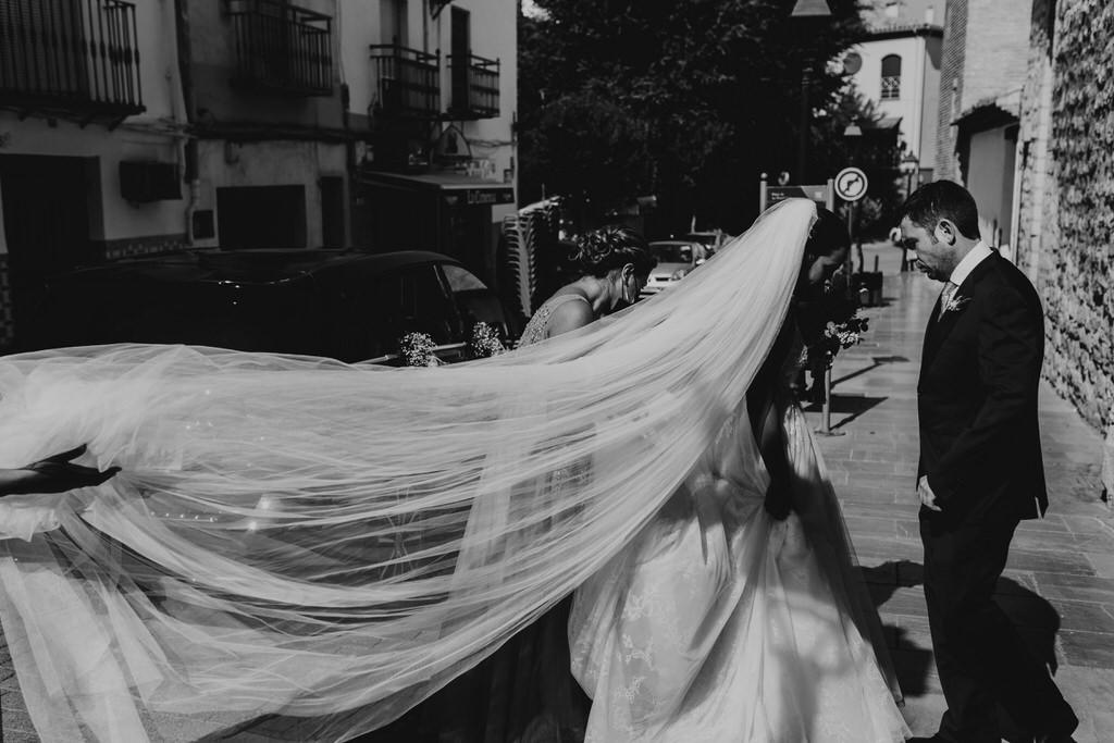 Fotografia documental de bodas