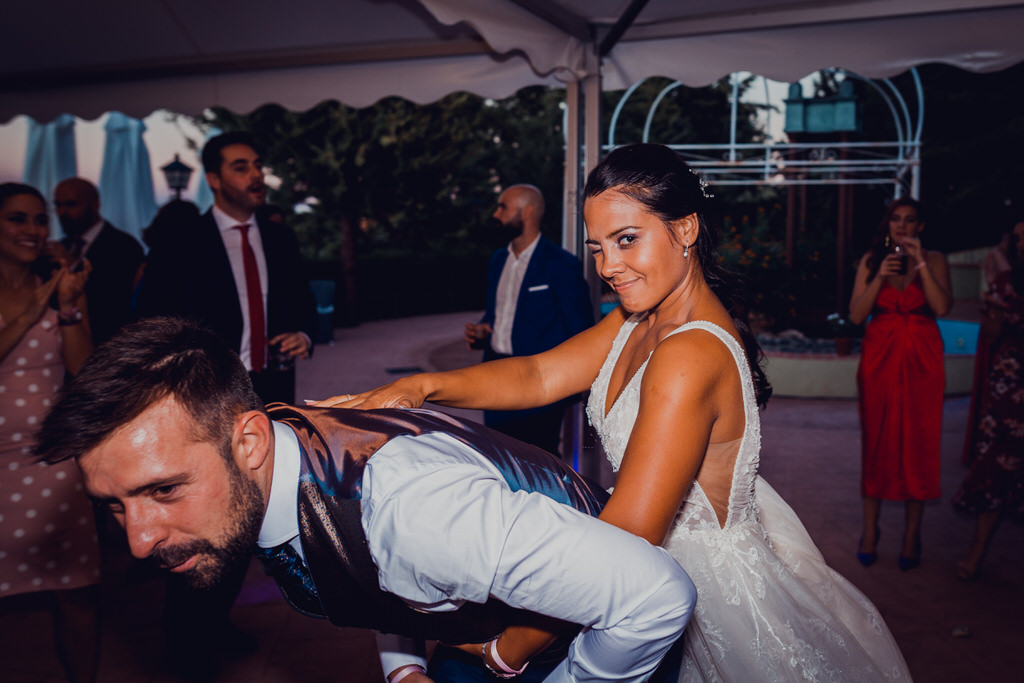 Boda emotiva y natural en Jaén, Mica & Dani