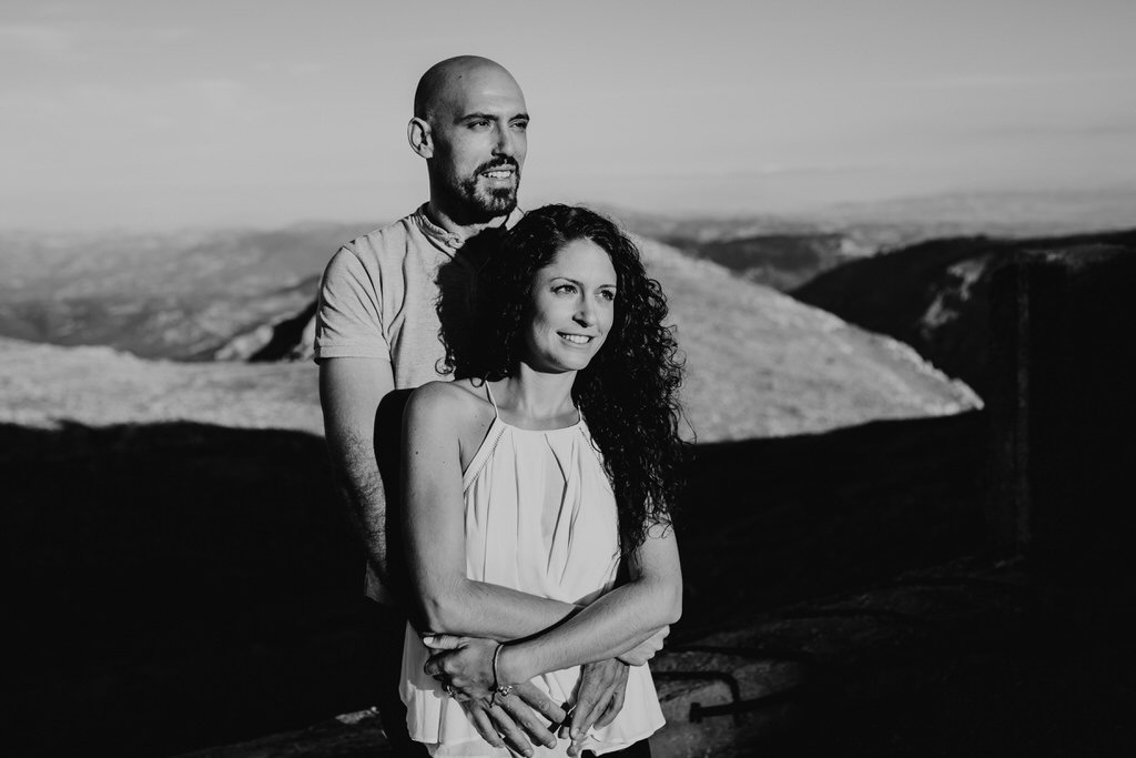 Preboda en La Pandera, María & Jaci